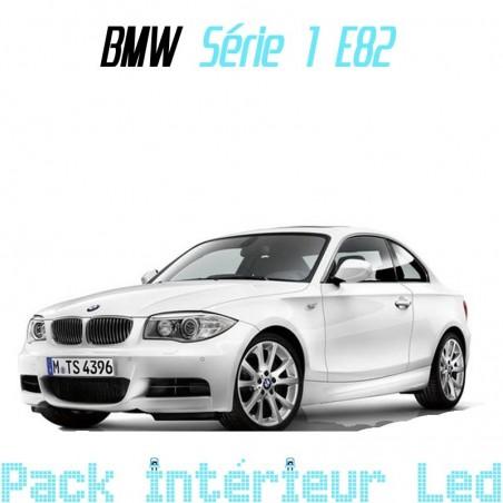 Pack intérieur led pour BMW série 1 coupé E82