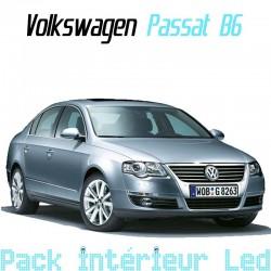Pack intérieur led pour Volkswagen Passat B6