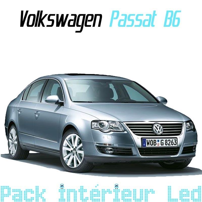 Pack intérieur Led Volkswagen Passat B6