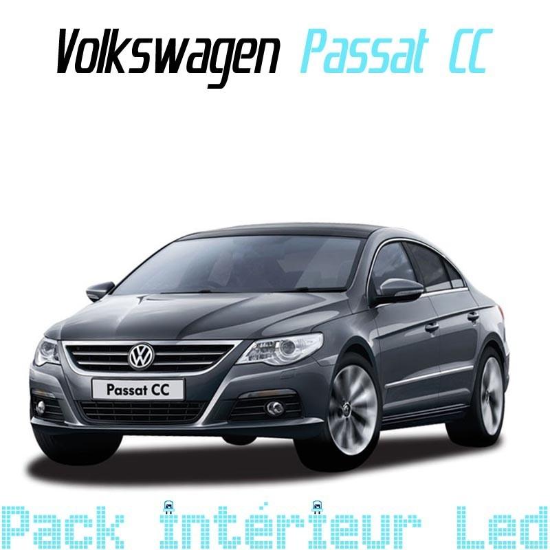 Pack intérieur Led Volkswagen Passat CC