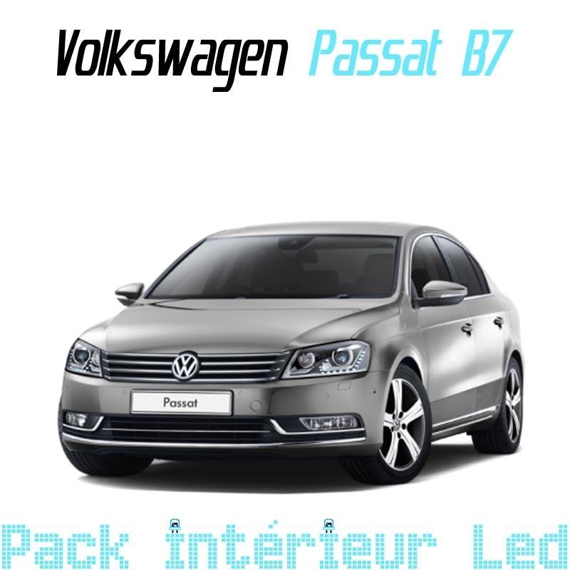 Pack intérieur Led Volkswagen Passat B7