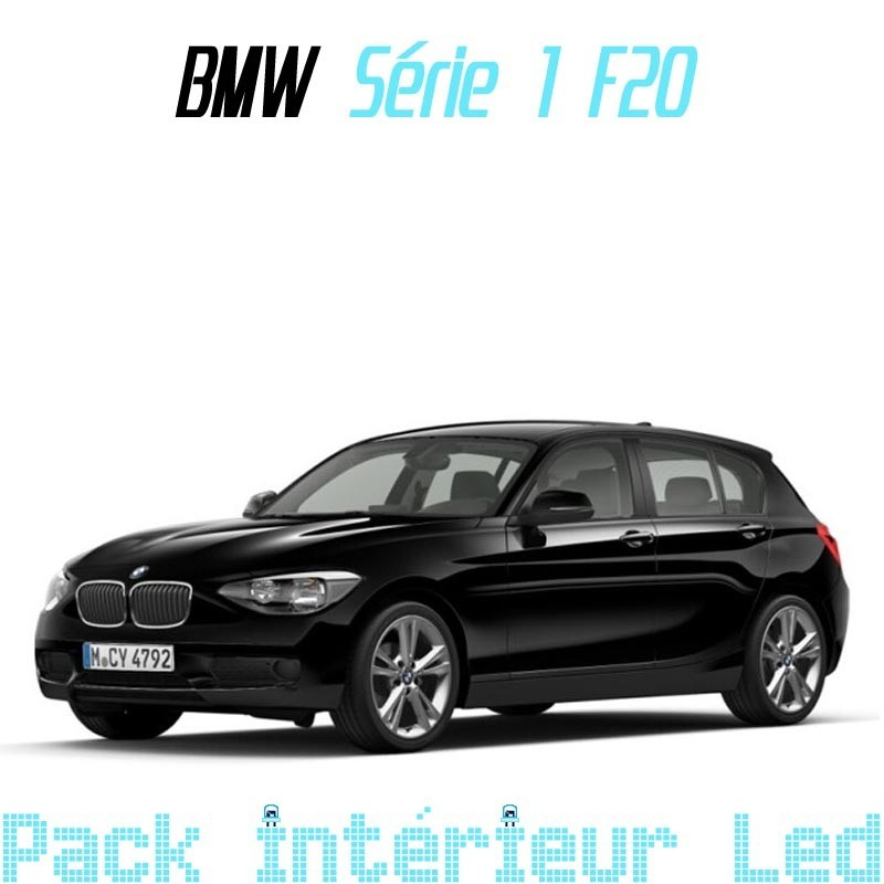 Pack Led interieur BMW Série 1 F20