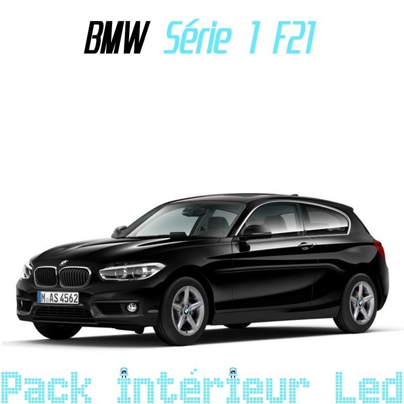 pack int rieur led pour bmw s rie 1 f21 led auto discount. Black Bedroom Furniture Sets. Home Design Ideas