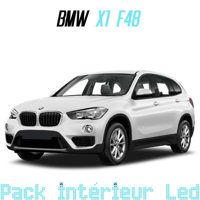 Pack intérieur led pour BMW X1 F48