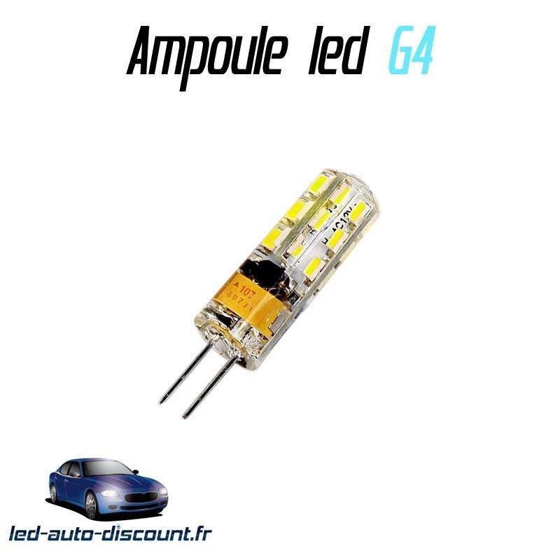 Ampoule led G4 Radiale - (12SMD-3014) - Blanc