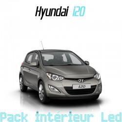Pack intérieur led pour Hyundai i20
