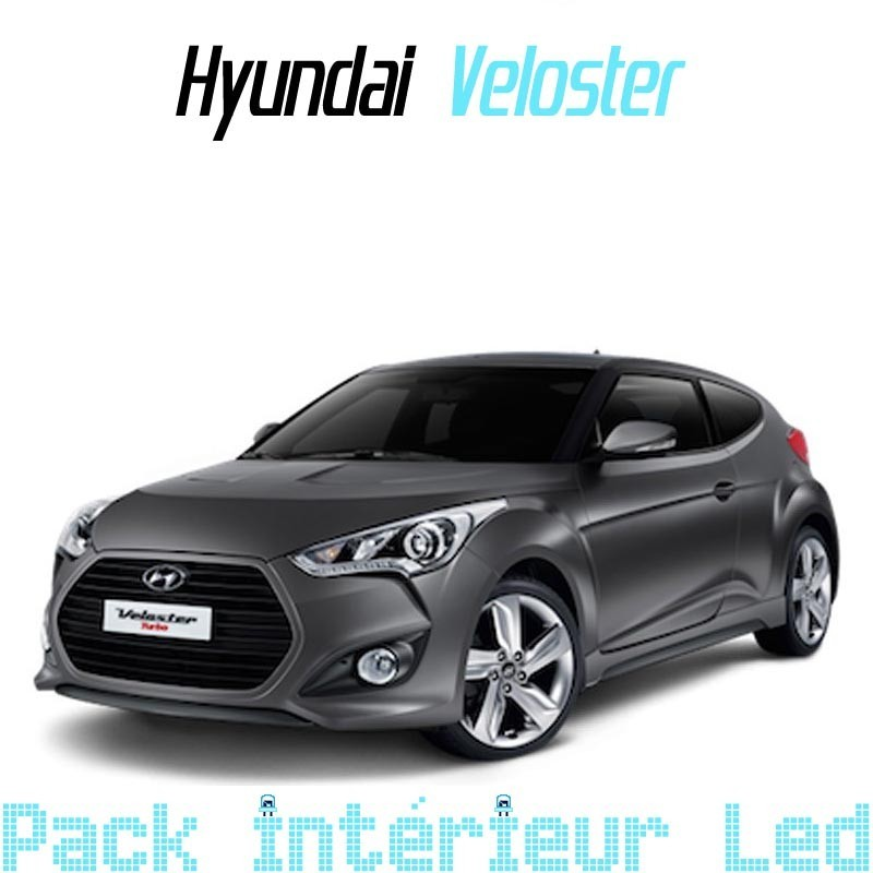 Pack Led interieur Hyundai Veloster