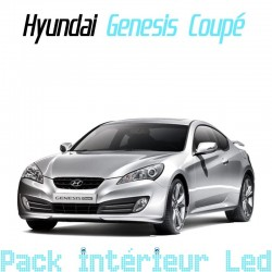 Pack Led interieur Hyundai Genesis Coupé
