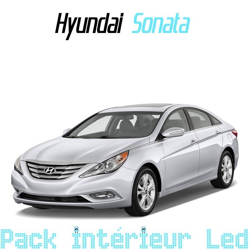 Pack intérieur Led Hyundai Sonata