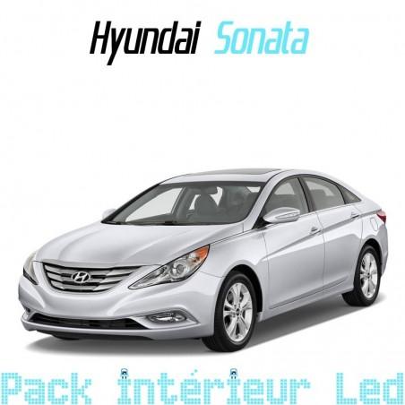 Pack intérieur led pour Hyundai Sonata