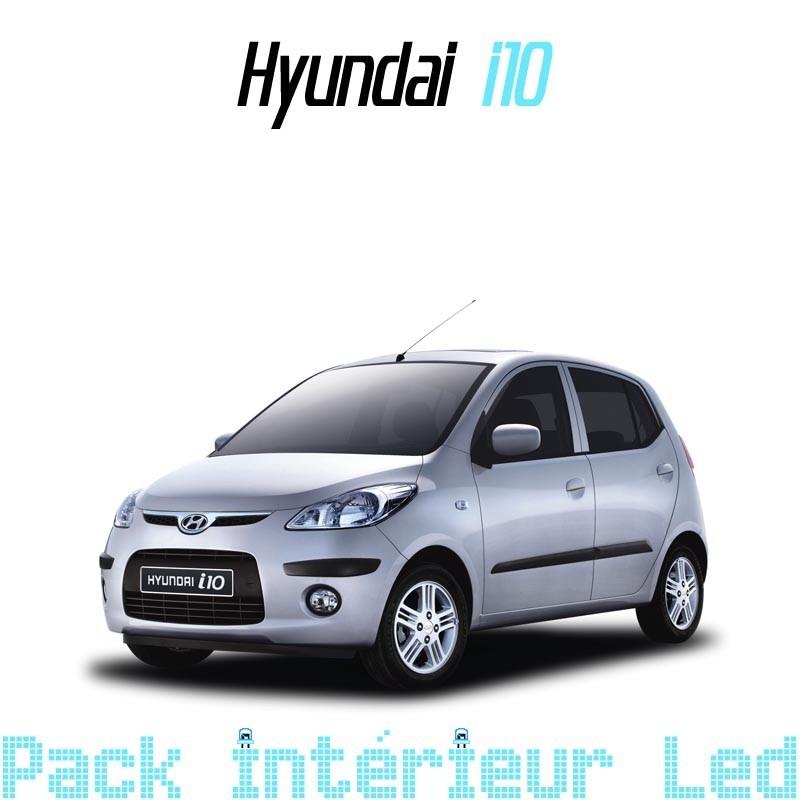 Pack intérieur led pour Hyundai i10
