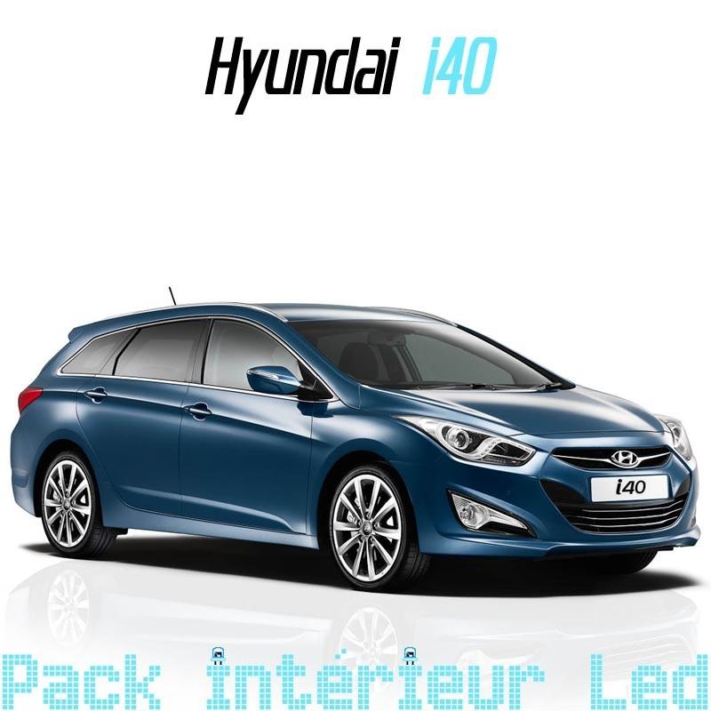 Pack intérieur led pour Hyundai i40
