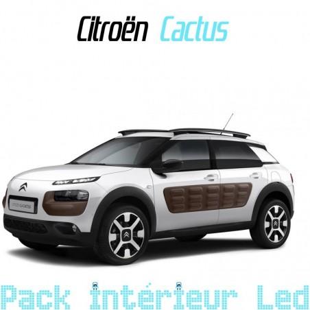 Pack intérieur led pour Citroën Cactus
