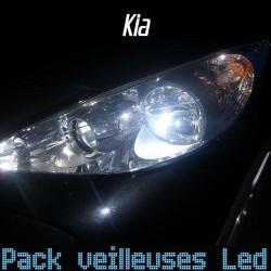 Pack ampoules veilleuses led pour Kia