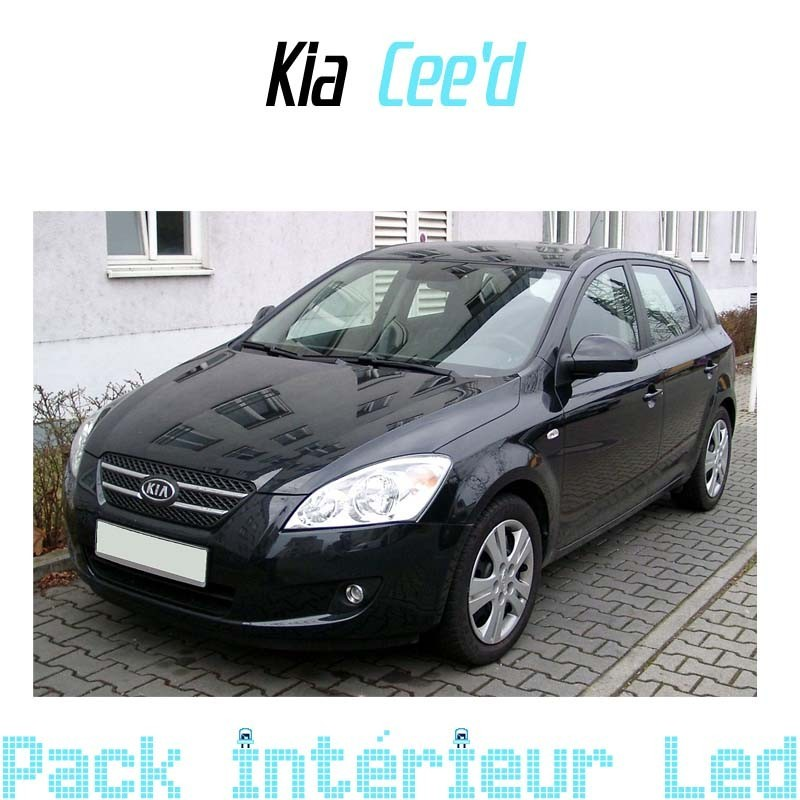 Pack Full led Intérieur Extérieur Kia Ceed