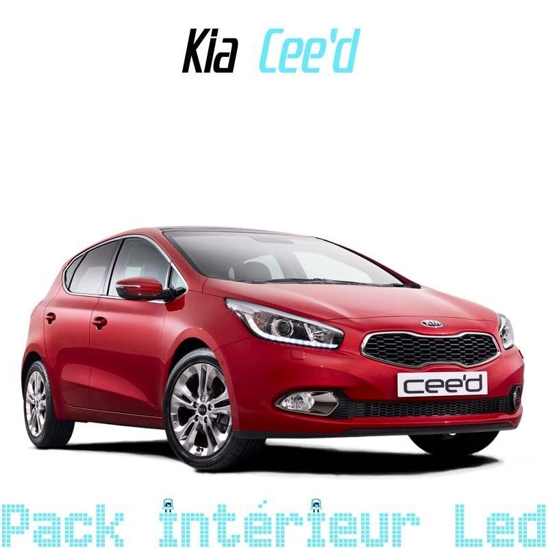 Pack intérieur led pour Kia Cee'd et Pro Cee'd 2