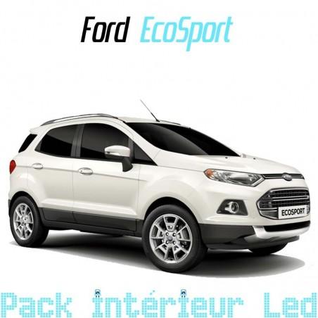 Pack intérieur led pour Ford Ecosport MK2