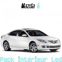 Pack intérieur led pour Mazda 6 gen2