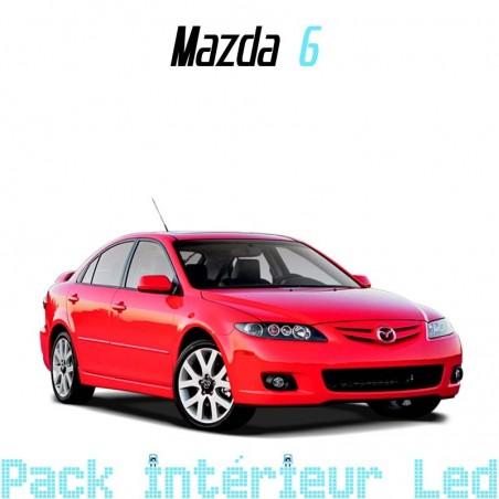 Pack intérieur led pour Mazda 6 gen1