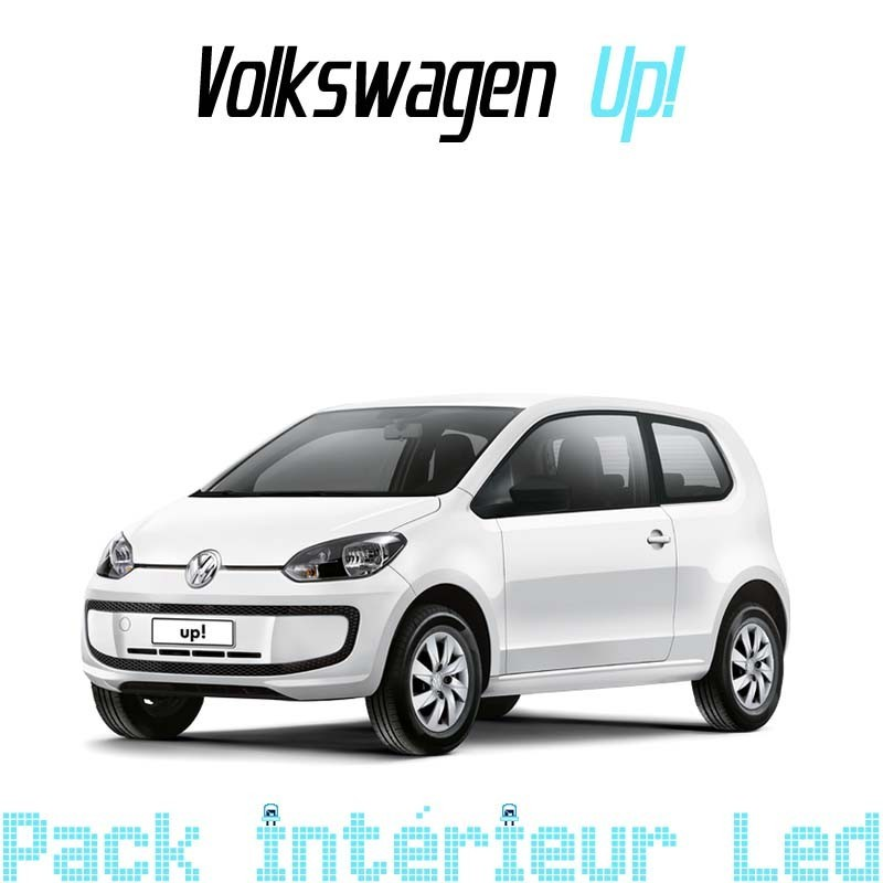 Pack intérieur led pour Volkswagen Up!