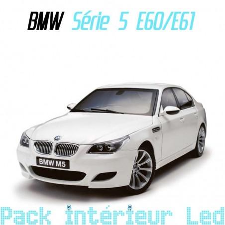 Pack intérieur led pour BMW série 5 E60/E61