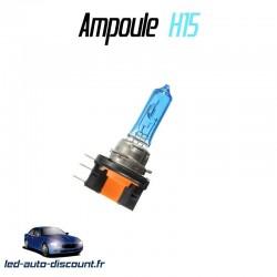 Ampoule H15 halogène 15/55w Blue Vizion
