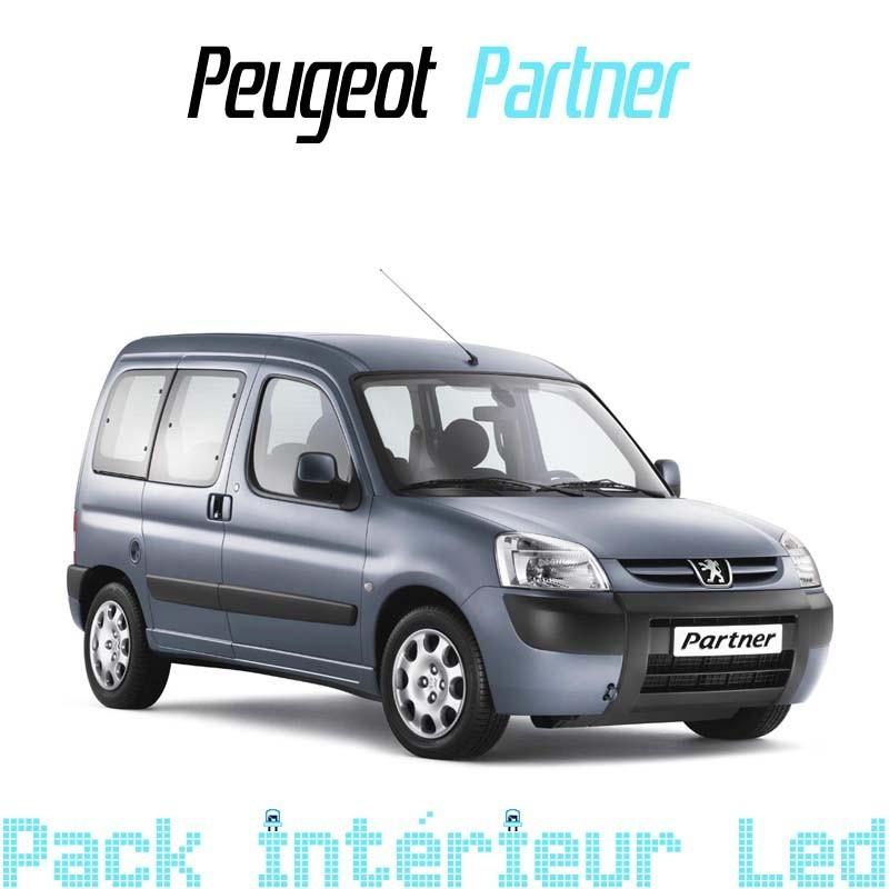 Pack intérieur led pour Peugeot Partner