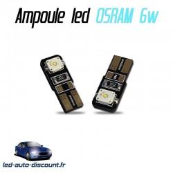 Ampoule Led T10 W5W OSRAM 6w (2SMD) - Anti Erreur ODB