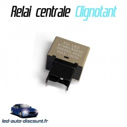 Relai centrale clignotant Led 8 pin 81980-50030