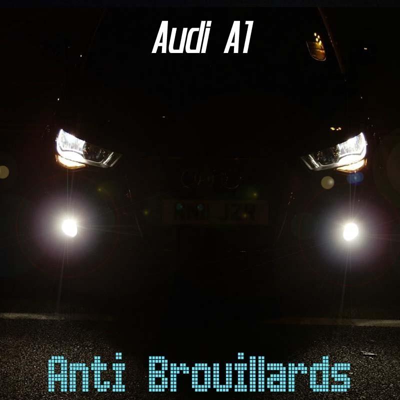 Pack feux anti brouillards pour Audi A1