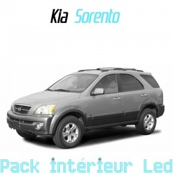 Pack intérieur led pour Kia Sorento 1