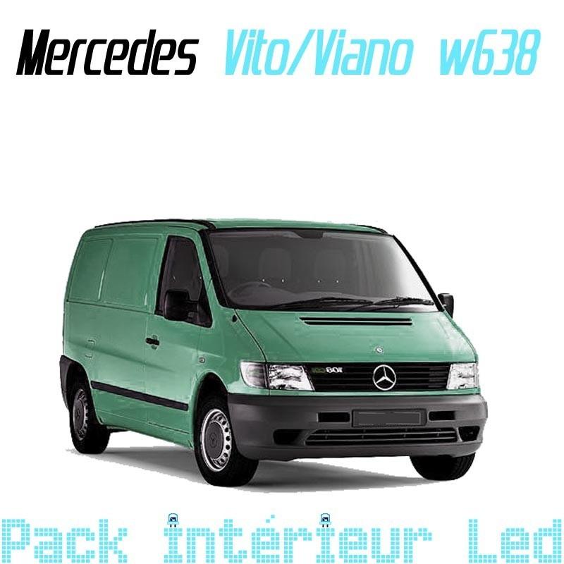 Pack intérieur led pour Mercedes Vito - Viano W638