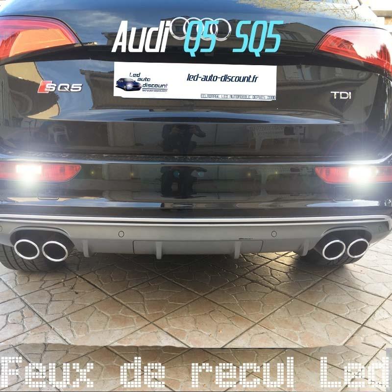 Pack feux de recul led pour Audi Q5