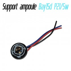 Support ampoule Bay15d - 1157 - P21/5w
