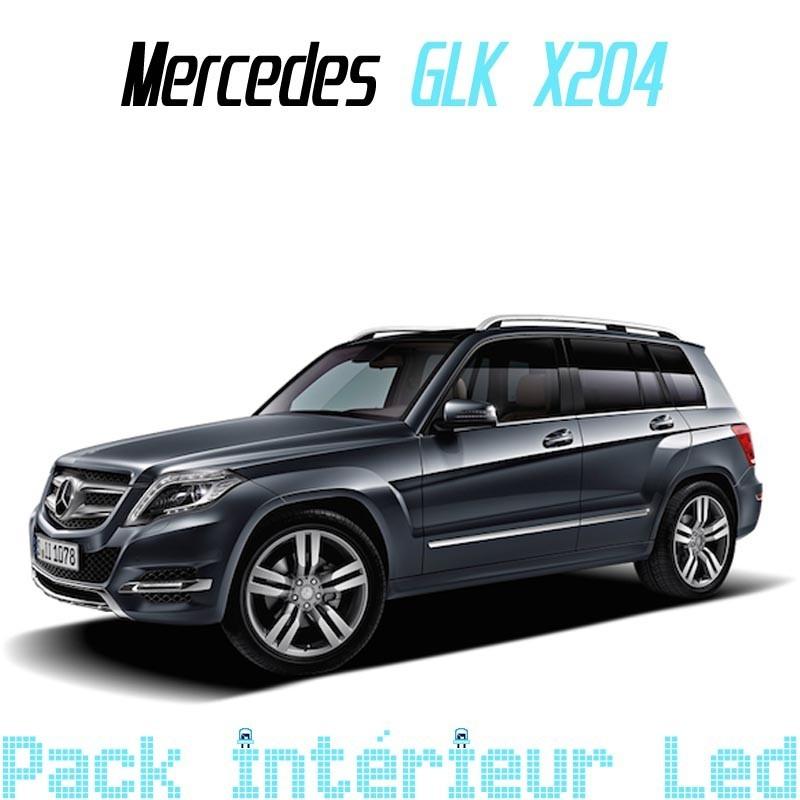 Pack Full Led Interieur Extérieur Mercedes GLK