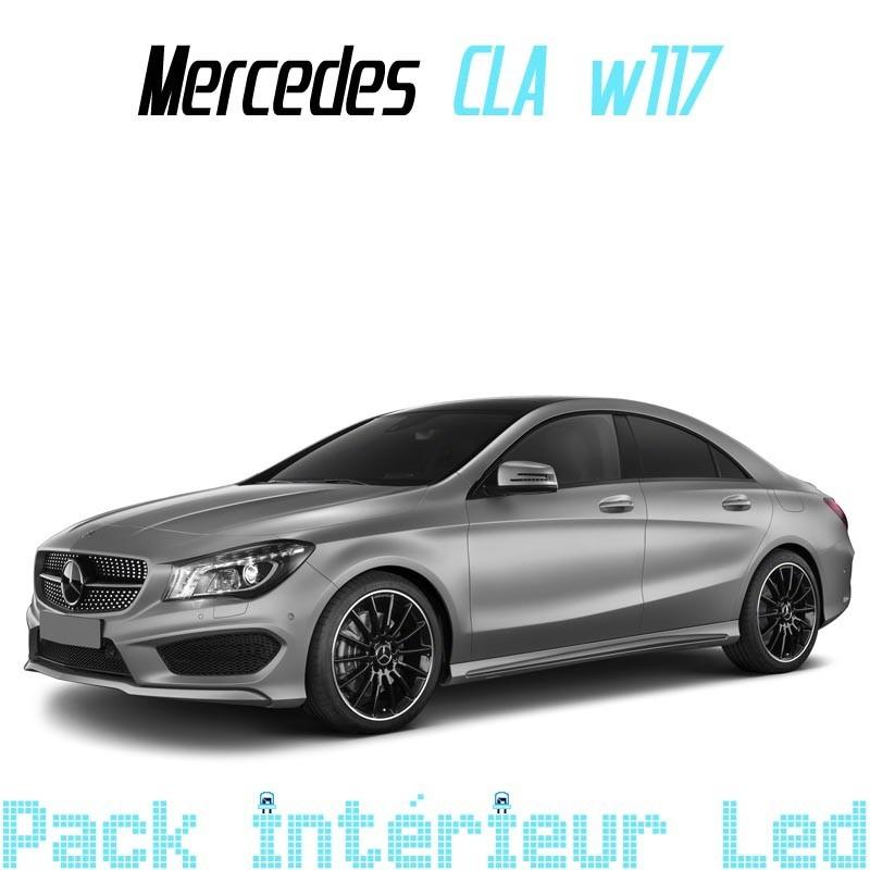 Pack intérieur led pour Mercedes CLA W117