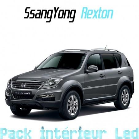 Pack intérieur led pour SsangYong Rexton
