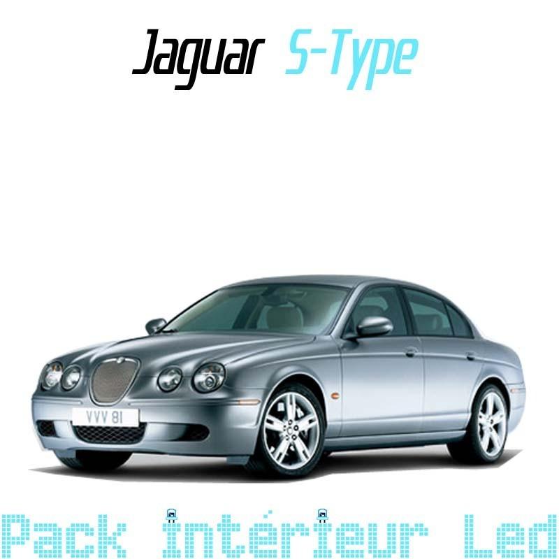 Pack intérieur led pour Jaguar S-Type