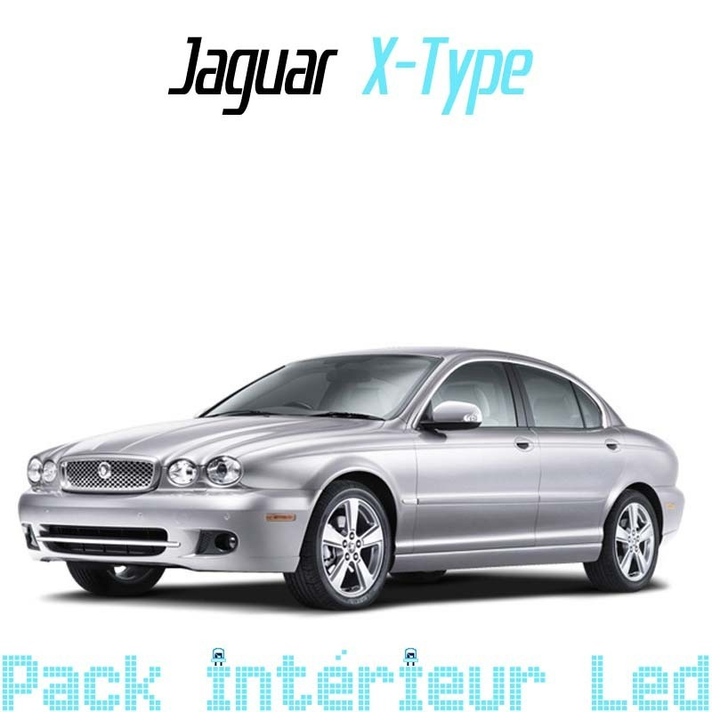 Pack Led Interieur Jaguar X-Type