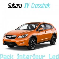 Pack intérieur led pour Subaru XV Crosstrek