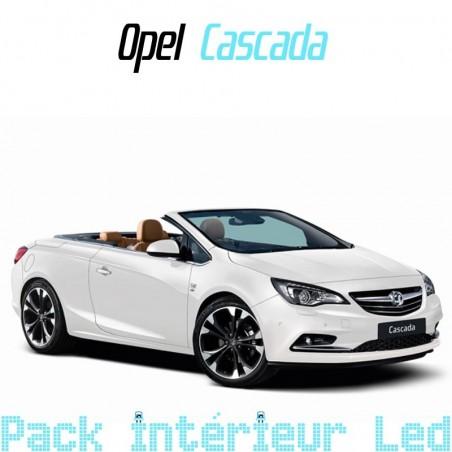 Pack intérieur led pour Opel Cascada