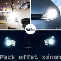 Pack ampoules de phare effet xénon pour Ford Mustang