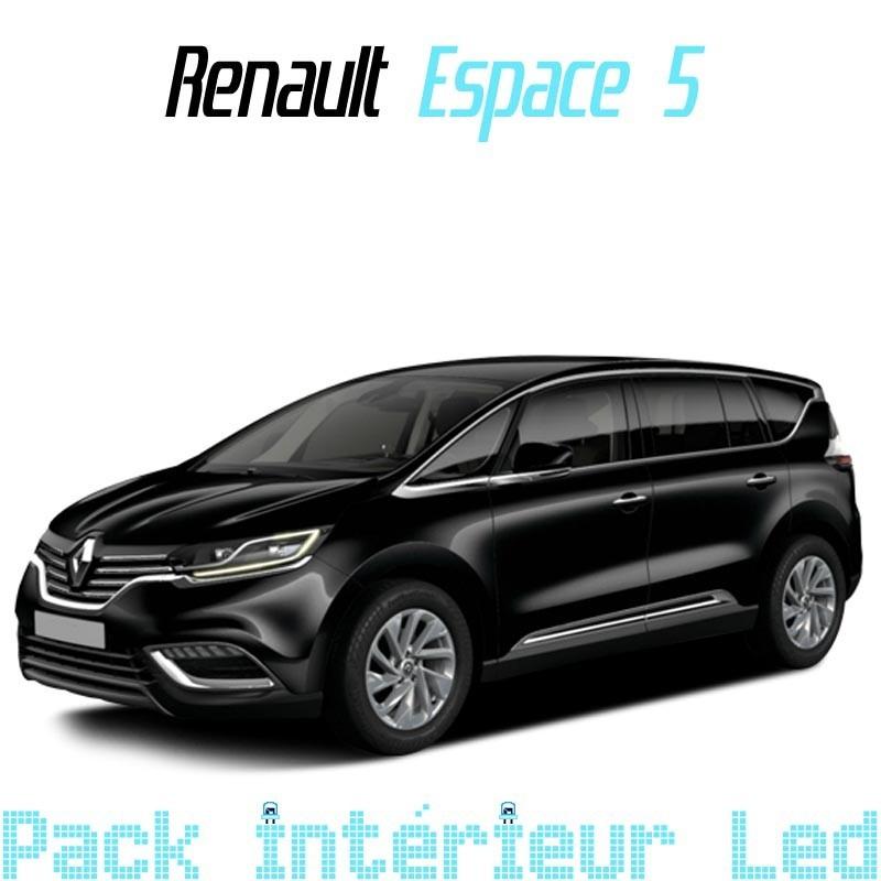 Pack Led interieur Renault Espace 5