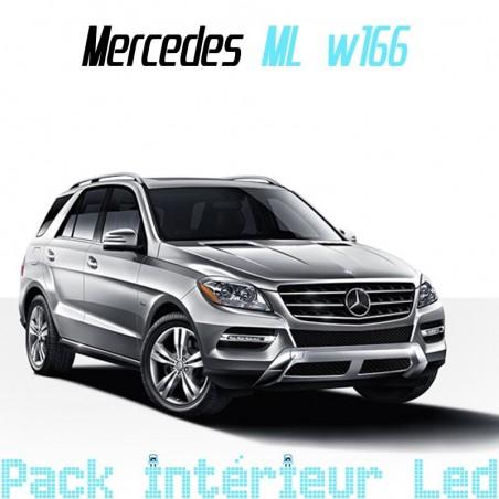 Pack intérieur led pour Mercedes ML W166