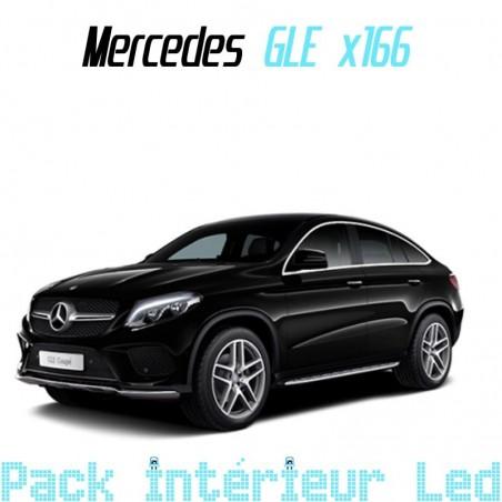 Pack intérieur led pour Mercedes GLE X166