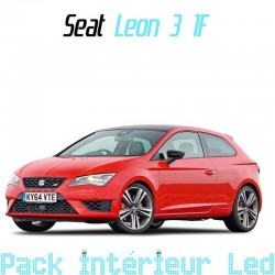 Pack intérieur led pour Seat Leon 3 5F