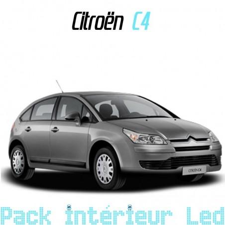 Pack intérieur led pour Citroën C4 1