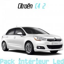 Pack intérieur led Citroën C4