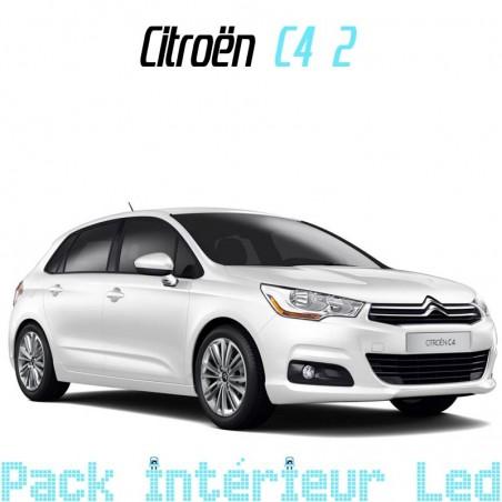 Pack intérieur led pour Citroën C4 2