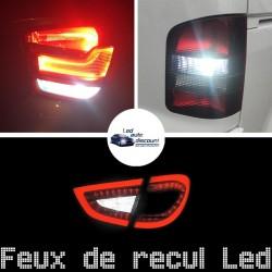 Pack feux de recul led pour Peugeot 406 coupé